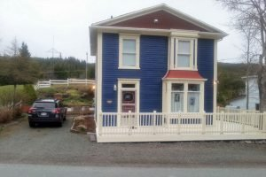 Felsenmeer Cottage Trinity