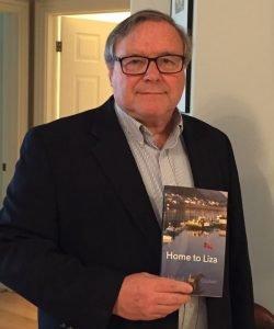 Author Marshall Godwin - Home to Liza