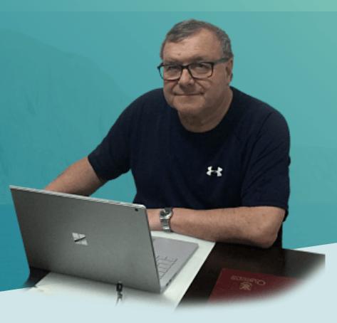Author Marshall Godwin | FelsenmeerWord